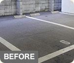 共同住宅:駐車場