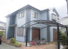 姫路市 YT様邸 屋根外壁塗装工事