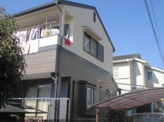 TT様屋根外壁塗替え工事