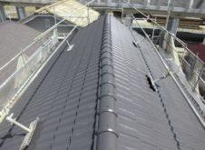 高砂市 屋根塗装工事
