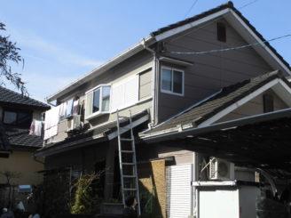 高砂市 H様邸 屋根塗装工事