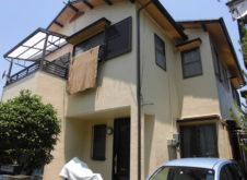 姫路市 S様邸 外壁塗装工事