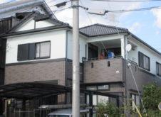 屋根 外壁塗替え塗装 姫路市保城