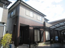 姫路市御国野町 屋根外壁塗装工事