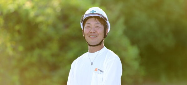 職工(塗装) 西田 晃二