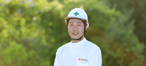 職長( 1級塗装技能士) 西田 裕司