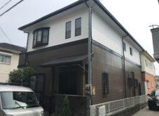 姫路市花田町 屋根外壁塗装工事