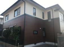 姫路市新在家 屋根・外壁塗装工事