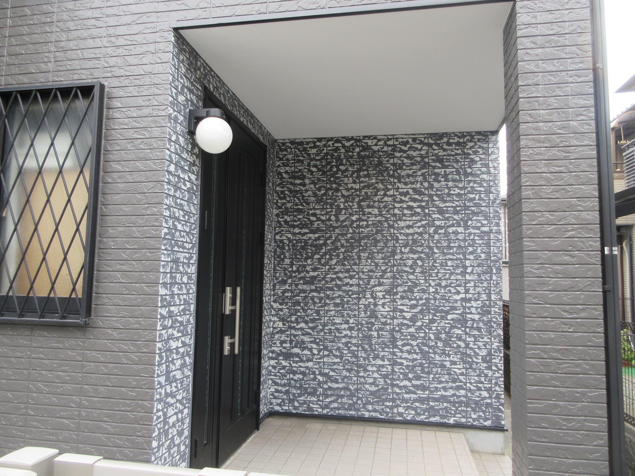 外壁 塗装 オシャレ