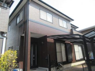 姫路市御国町 Y様邸外壁屋根塗装工事