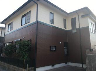 姫路市田寺 H様邸 外壁屋根塗装工事