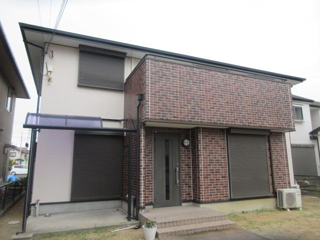 姫路市白浜町 S様邸 屋根塗装 外壁塗装
