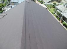姫路市 屋根工事(重ね葺き工法)
