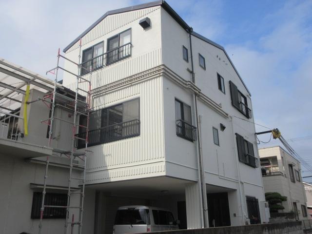 姫路市飾磨区 N様邸 外壁塗装 屋根塗装
