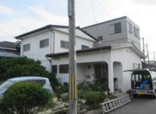 姫路市広畑区 屋根塗装 外壁塗装