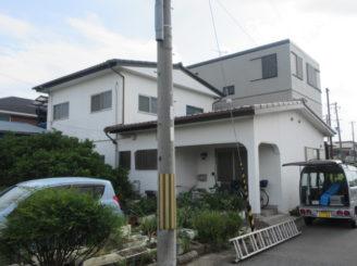 姫路市広畑区 E様邸 屋根塗装外壁塗装