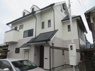 姫路市広畑区 W様邸 外壁塗装 屋根塗装