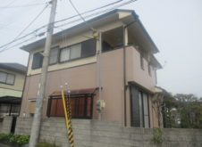 姫路市飾磨区 屋根外壁塗装工事