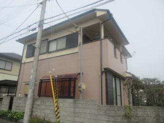 姫路市飾磨区 T様邸塗替え工事