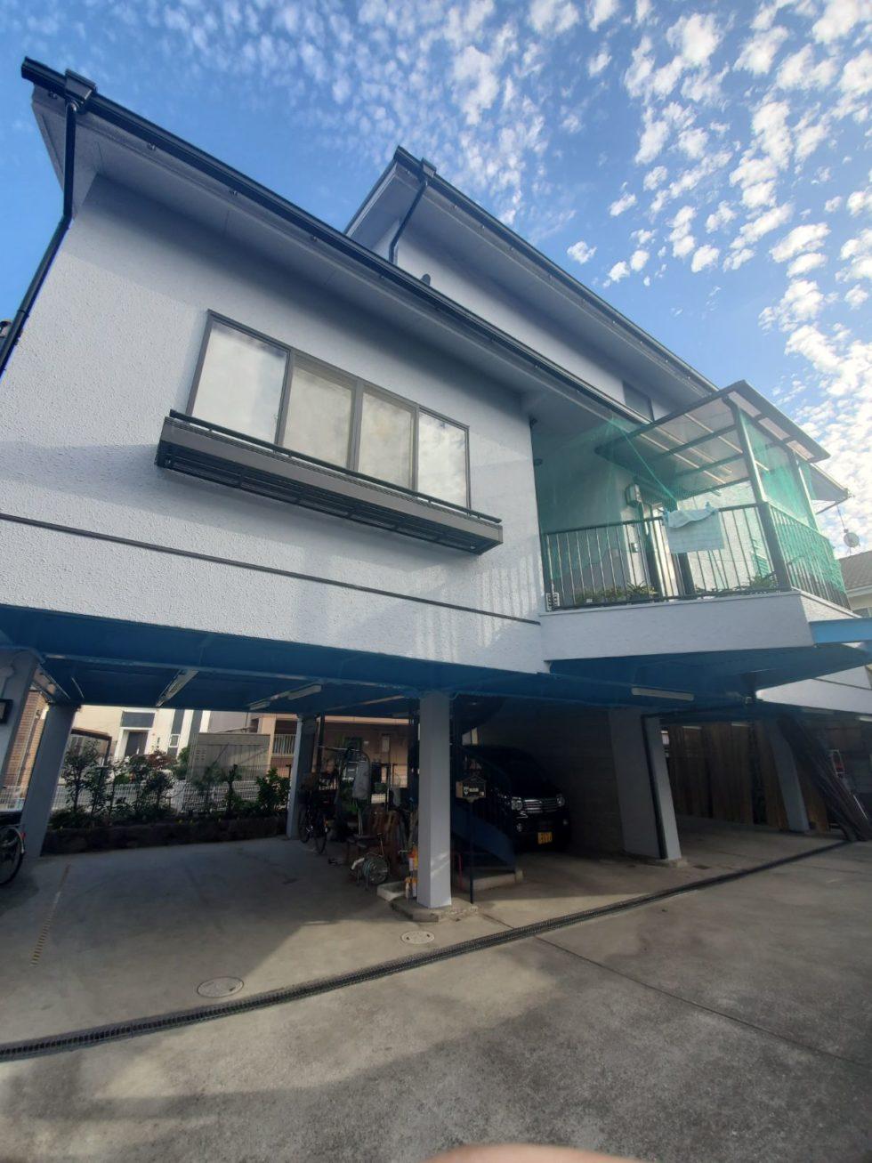 姫路市 飾磨区 外壁塗装 屋根塗装 N様邸