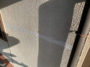 姫路市 塗り替え工事 ひび割れ補修