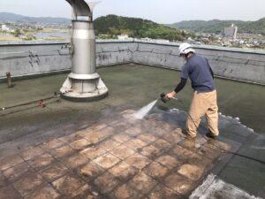姫路市 屋上防水