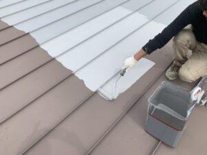姫路市 屋根塗り替え