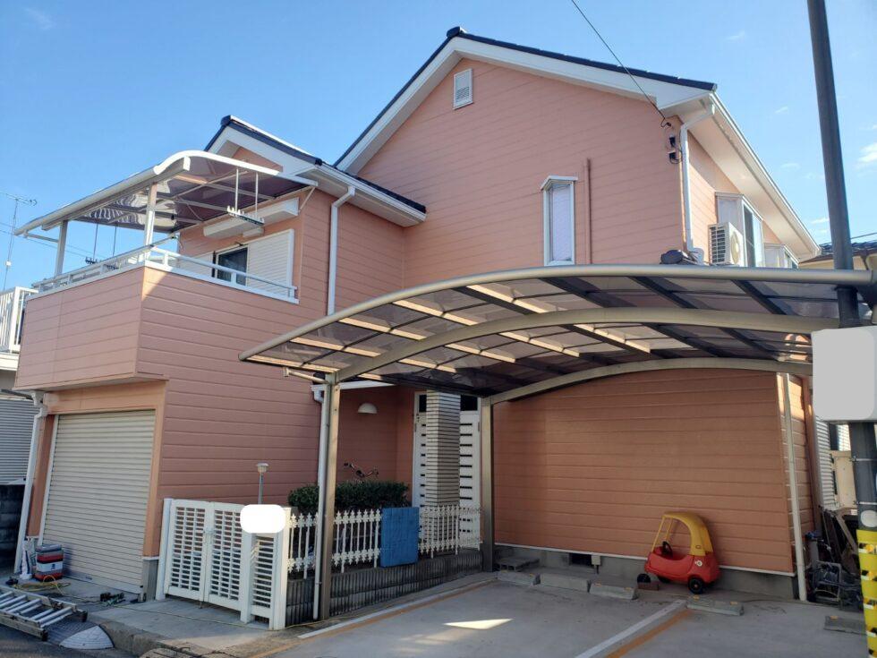 姫路市 外壁塗装 屋根塗装 Y様邸