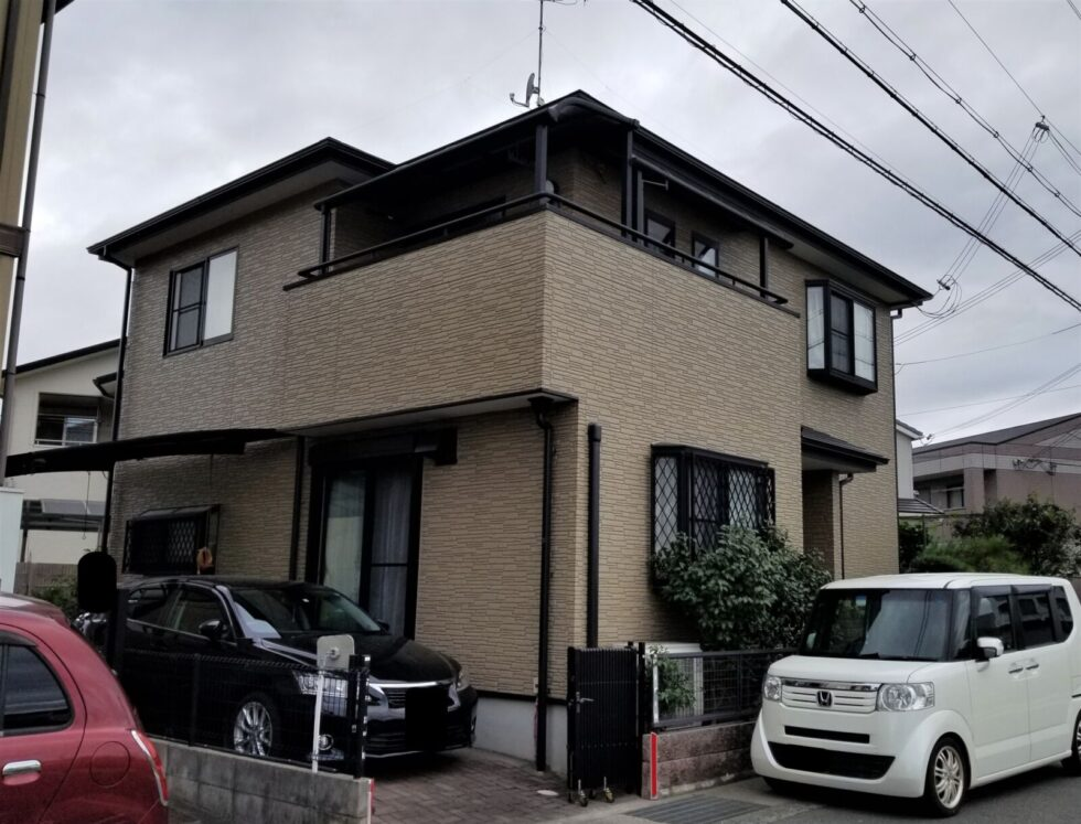 高砂市 外壁塗装 屋根塗装 K様邸