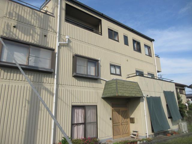 姫路市 外壁塗装 屋根カバー工法 S様邸